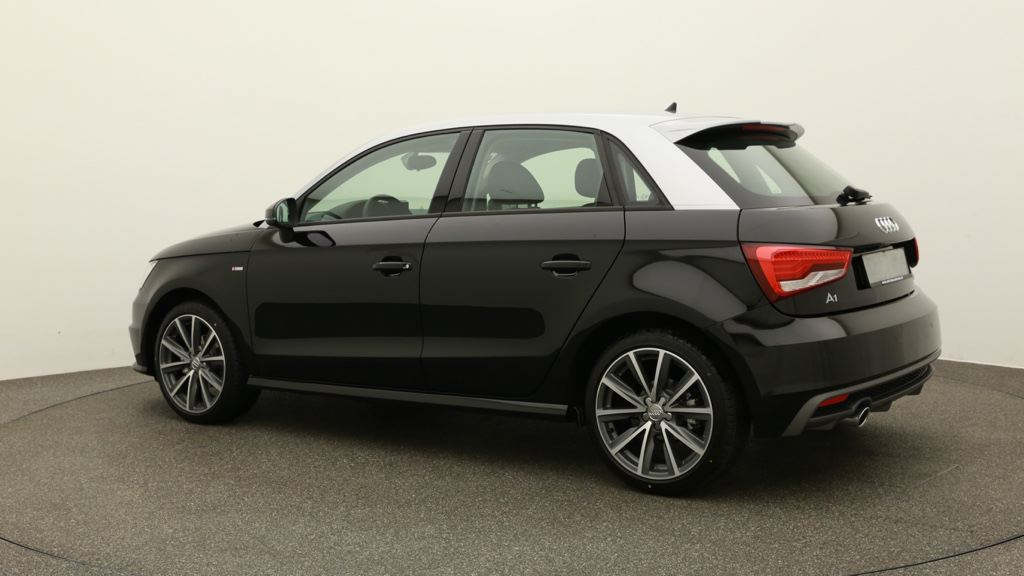 audi a1 sportback 1 0 tfsi s line. Black Bedroom Furniture Sets. Home Design Ideas