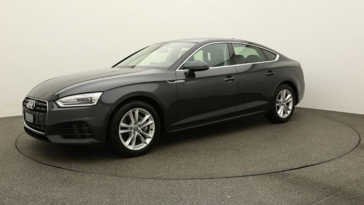 audi a5 sportback 2 0 tdi s tronic 190ps. Black Bedroom Furniture Sets. Home Design Ideas