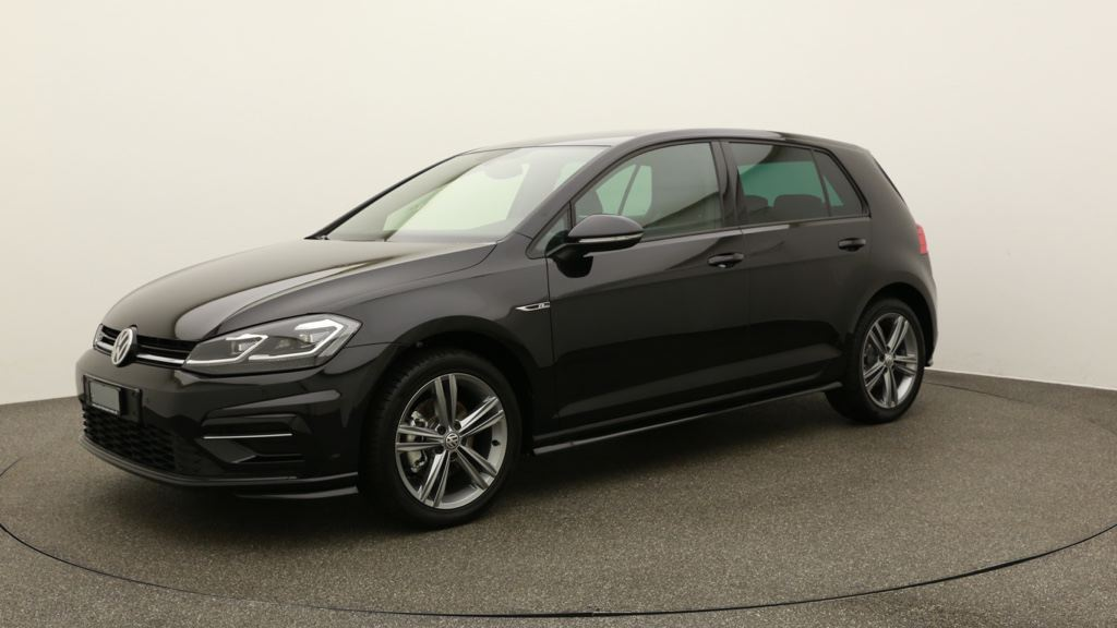 vw golf vii 1 4 tsi high r line. Black Bedroom Furniture Sets. Home Design Ideas